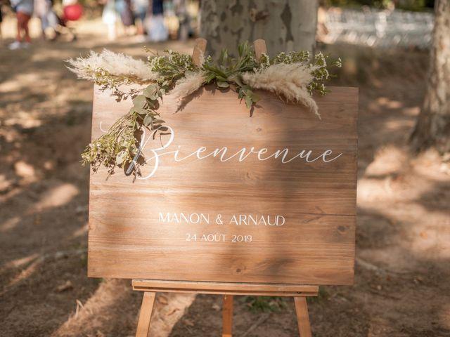 Le mariage de Arnaud et Manon à Capestang, Hérault 34