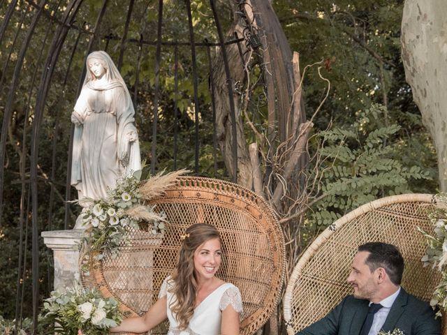 Le mariage de Arnaud et Manon à Capestang, Hérault 40