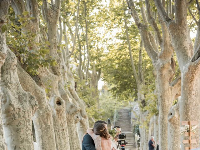 Le mariage de Arnaud et Manon à Capestang, Hérault 47