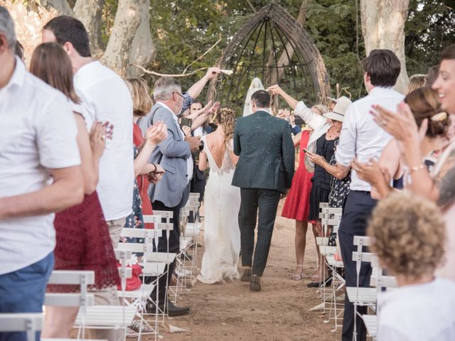 Le mariage de Arnaud et Manon à Capestang, Hérault 48