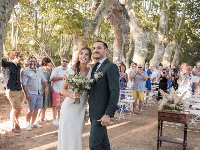 Le mariage de Arnaud et Manon à Capestang, Hérault 49