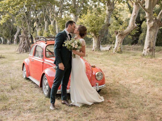 Le mariage de Arnaud et Manon à Capestang, Hérault 56