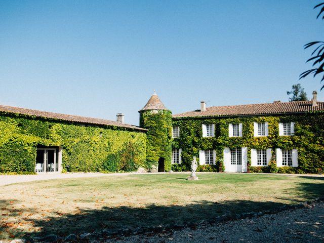 Le mariage de Sébastien et Charlène à Ruch, Gironde 12