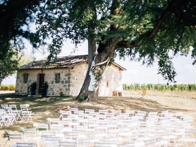 Le mariage de Sébastien et Charlène à Ruch, Gironde 15