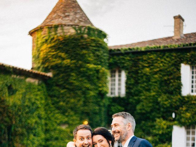 Le mariage de Sébastien et Charlène à Ruch, Gironde 33