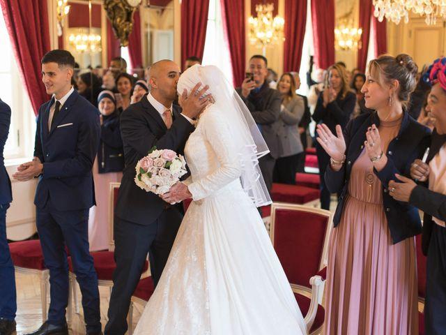 Le mariage de Smail et Florence à Maisons-Alfort, Val-de-Marne 1
