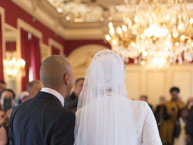 Le mariage de Smail et Florence à Maisons-Alfort, Val-de-Marne 6