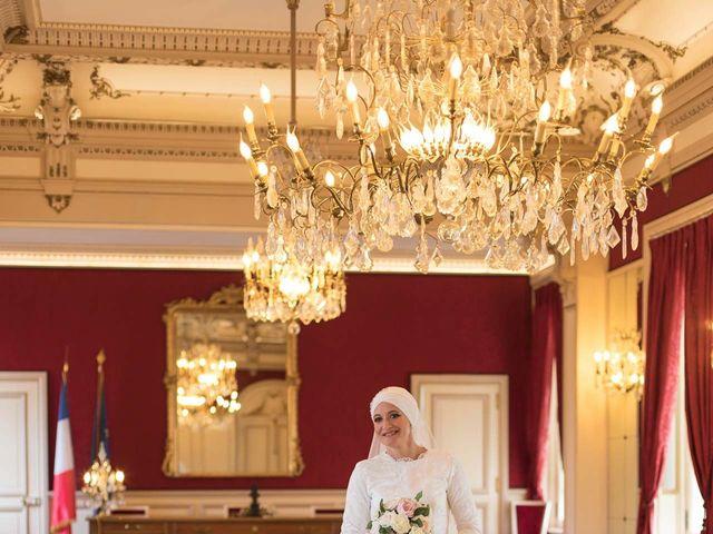 Le mariage de Smail et Florence à Maisons-Alfort, Val-de-Marne 7