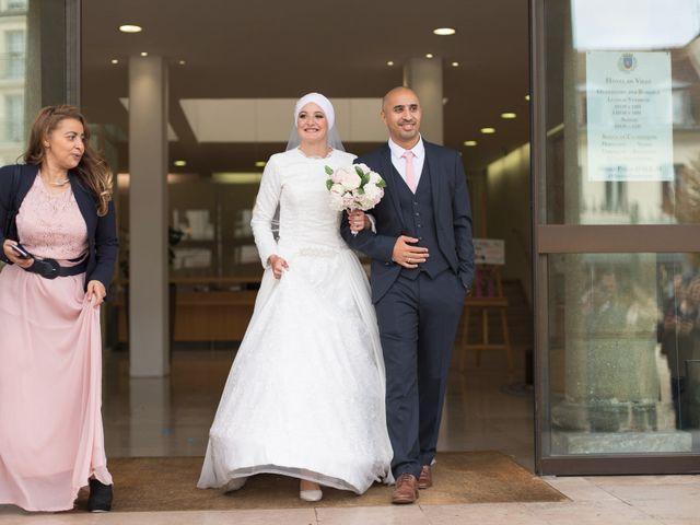 Le mariage de Smail et Florence à Maisons-Alfort, Val-de-Marne 9