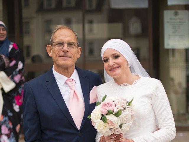 Le mariage de Smail et Florence à Maisons-Alfort, Val-de-Marne 10