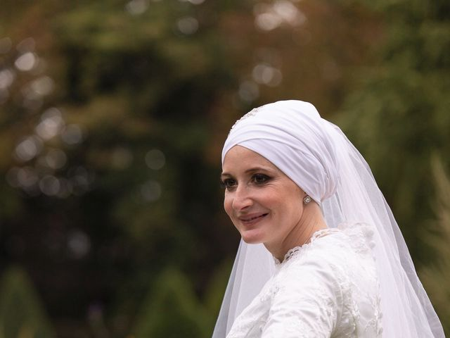 Le mariage de Smail et Florence à Maisons-Alfort, Val-de-Marne 11