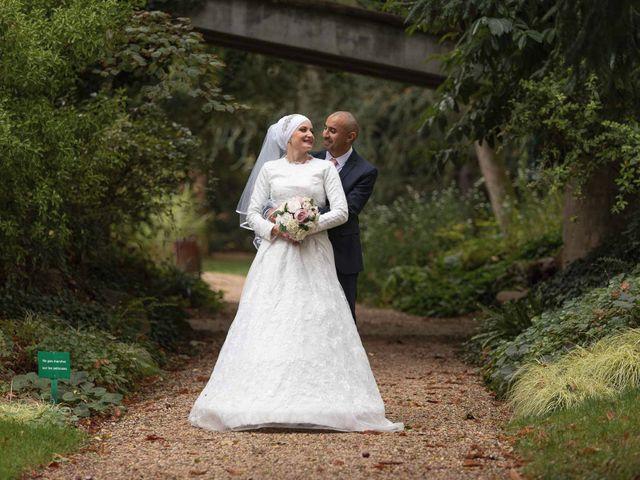 Le mariage de Smail et Florence à Maisons-Alfort, Val-de-Marne 12