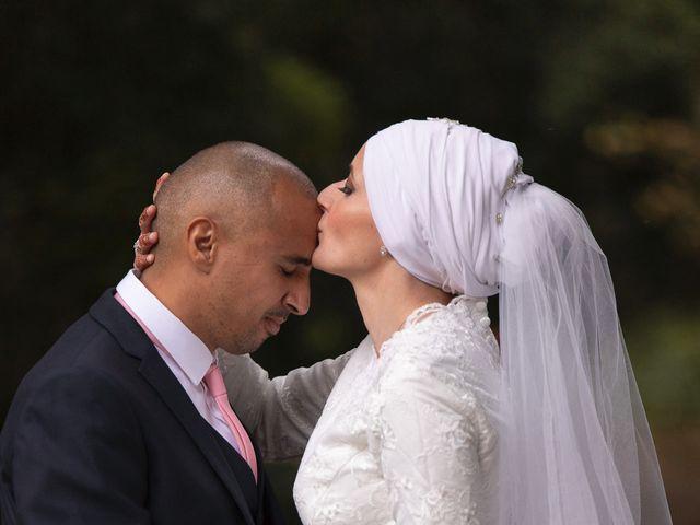 Le mariage de Smail et Florence à Maisons-Alfort, Val-de-Marne 13