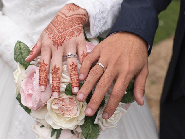 Le mariage de Smail et Florence à Maisons-Alfort, Val-de-Marne 15