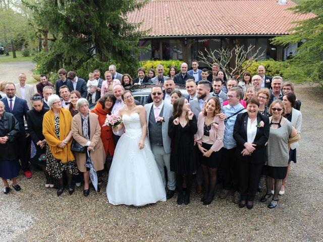 Le mariage de Jeremy et Aude à Saint-Médard-en-Jalles, Gironde 4