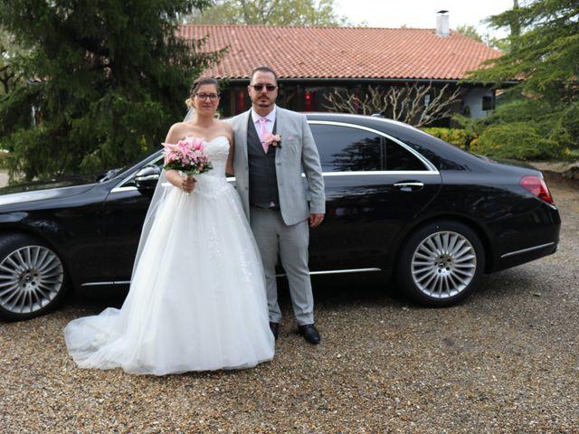 Le mariage de Jeremy et Aude à Saint-Médard-en-Jalles, Gironde 5