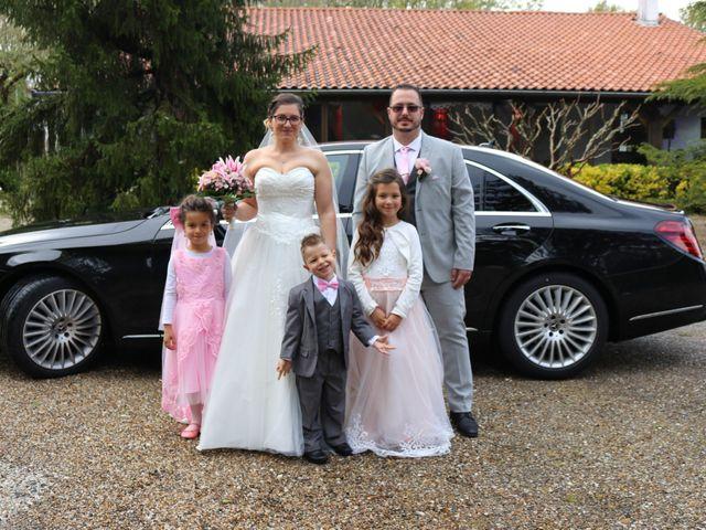 Le mariage de Jeremy et Aude à Saint-Médard-en-Jalles, Gironde 6