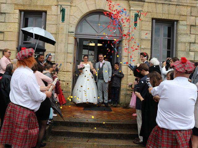 Le mariage de Jeremy et Aude à Saint-Médard-en-Jalles, Gironde 1