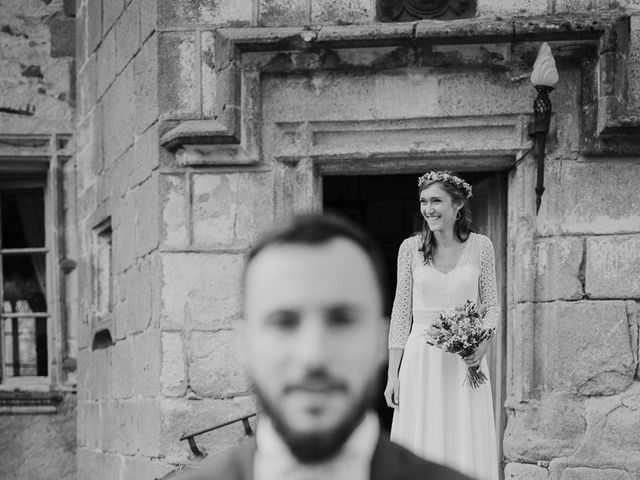 Le mariage de Adrien et Marie à Saint-Dier-d'Auvergne, Puy-de-Dôme 36