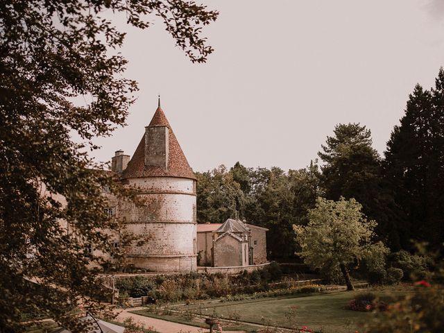 Le mariage de Adrien et Marie à Saint-Dier-d'Auvergne, Puy-de-Dôme 39