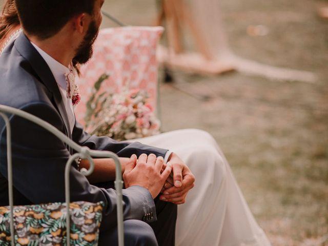 Le mariage de Adrien et Marie à Saint-Dier-d'Auvergne, Puy-de-Dôme 55