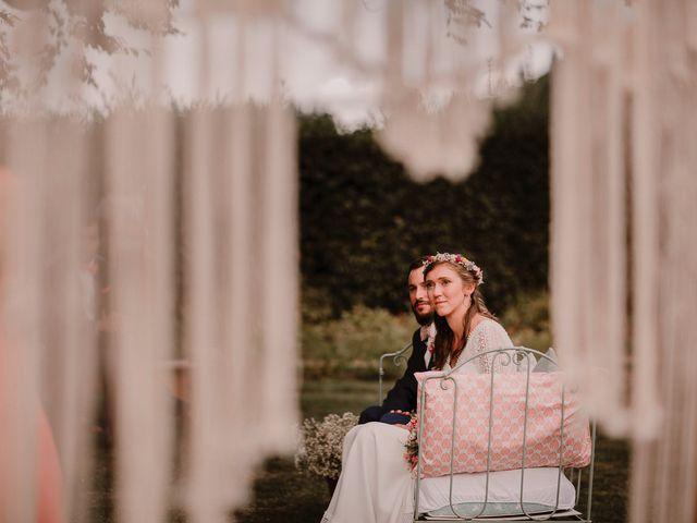 Le mariage de Adrien et Marie à Saint-Dier-d'Auvergne, Puy-de-Dôme 58