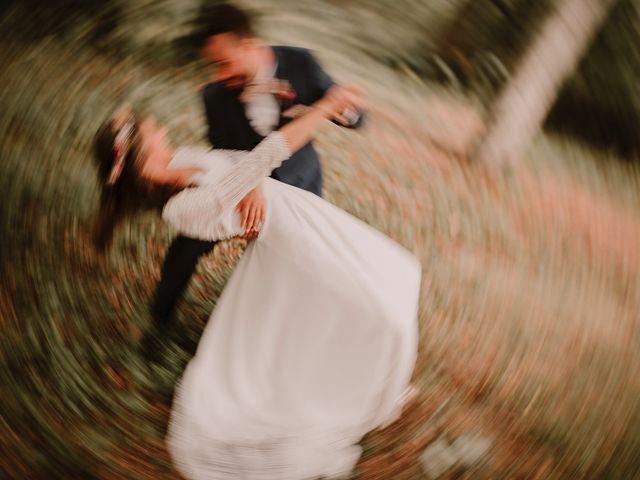 Le mariage de Adrien et Marie à Saint-Dier-d'Auvergne, Puy-de-Dôme 90
