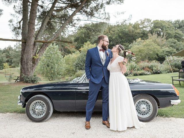 Le mariage de Edouard et Louise à La Romieu, Gers 9
