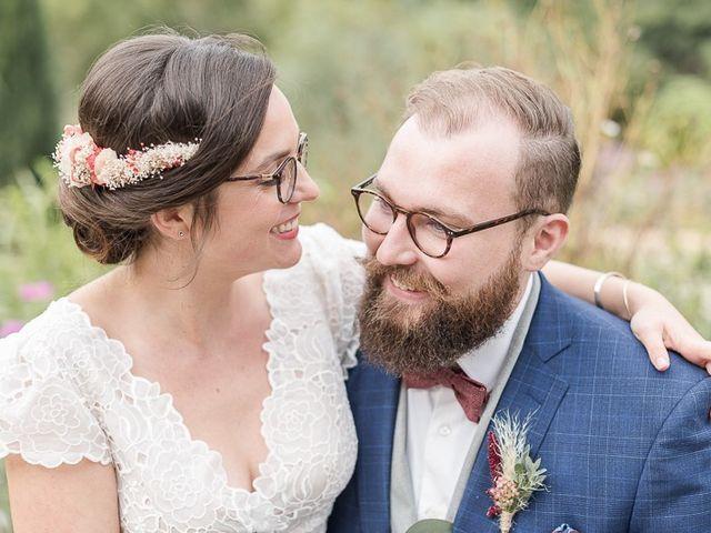 Le mariage de Edouard et Louise à La Romieu, Gers 10