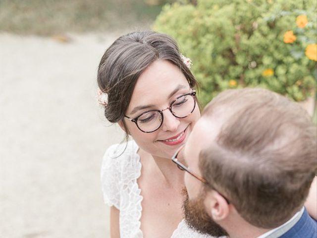 Le mariage de Edouard et Louise à La Romieu, Gers 11
