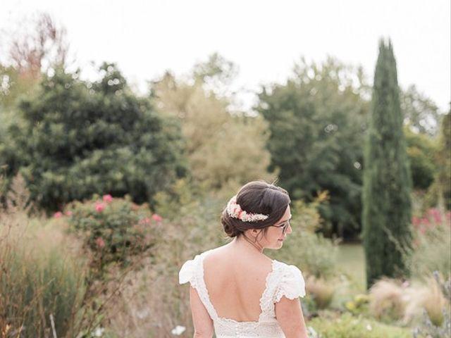 Le mariage de Edouard et Louise à La Romieu, Gers 13