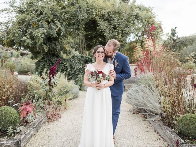 Le mariage de Edouard et Louise à La Romieu, Gers 15