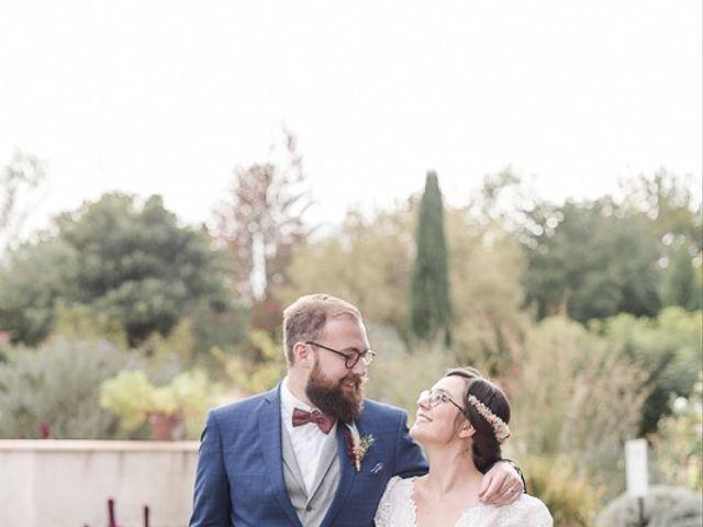 Le mariage de Edouard et Louise à La Romieu, Gers 18