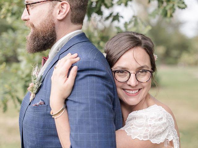 Le mariage de Edouard et Louise à La Romieu, Gers 19