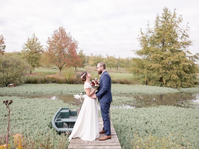 Le mariage de Louise et Edouard