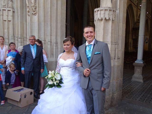 Le mariage de Florian et Séverine à Alençon, Orne 4