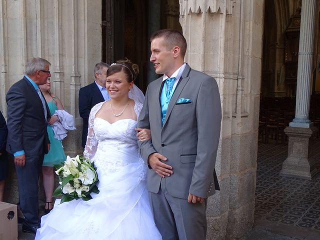 Le mariage de Florian et Séverine à Alençon, Orne 5