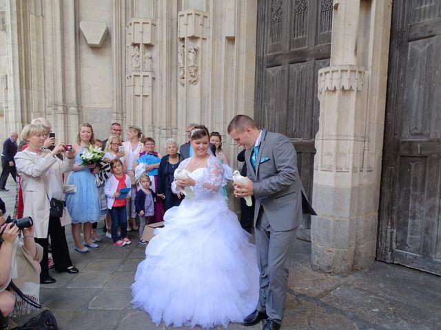 Le mariage de Florian et Séverine à Alençon, Orne 6