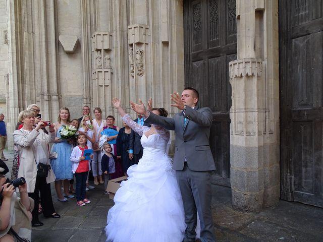 Le mariage de Florian et Séverine à Alençon, Orne 7