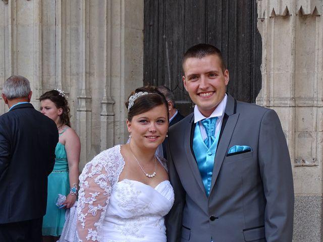 Le mariage de Florian et Séverine à Alençon, Orne 8