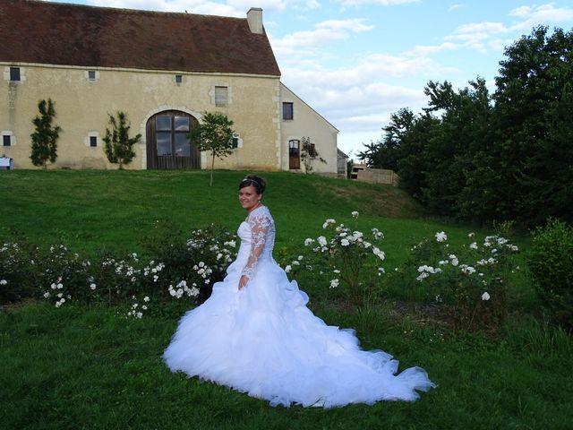 Le mariage de Florian et Séverine à Alençon, Orne 11