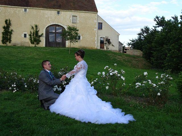 Le mariage de Florian et Séverine à Alençon, Orne 13