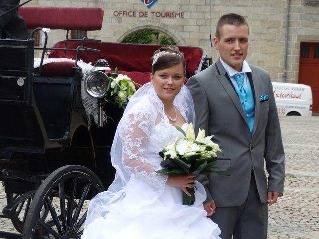 Le mariage de Florian et Séverine à Alençon, Orne 14