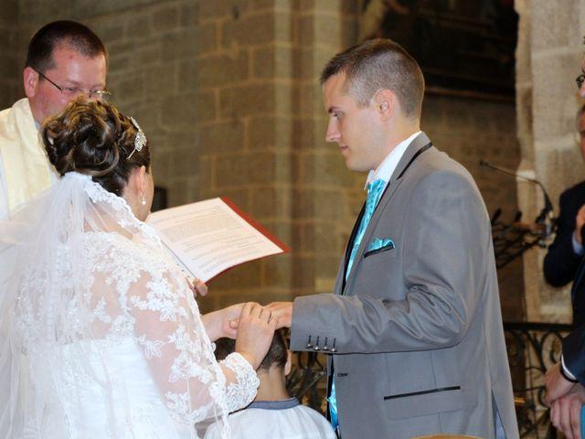 Le mariage de Florian et Séverine à Alençon, Orne 2