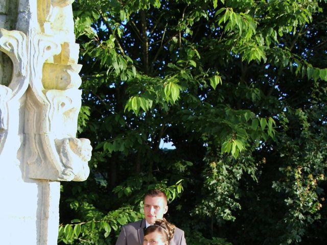 Le mariage de Florian et Séverine à Alençon, Orne 17