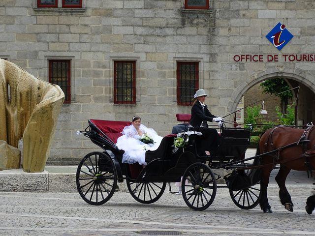 Le mariage de Florian et Séverine à Alençon, Orne 18