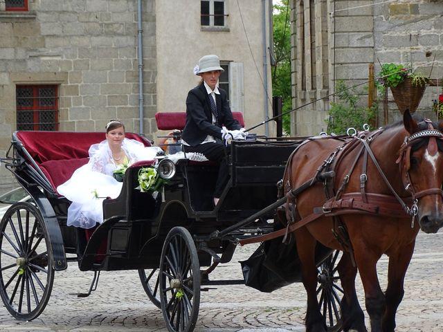 Le mariage de Florian et Séverine à Alençon, Orne 19
