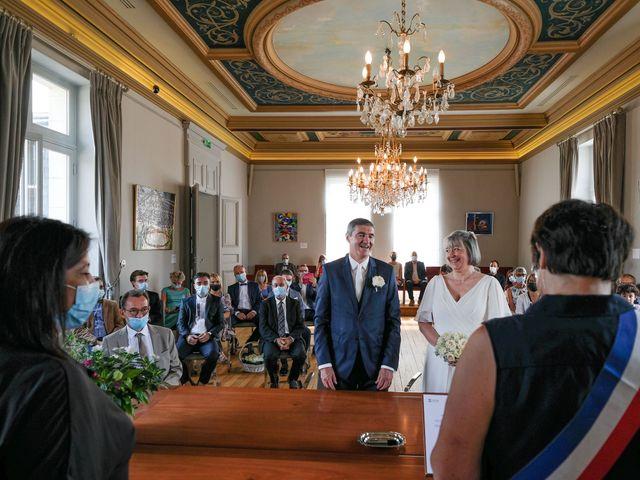 Le mariage de Rémy et Vinciane à Olivet, Loiret 8