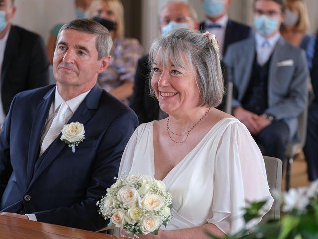 Le mariage de Rémy et Vinciane à Olivet, Loiret 9