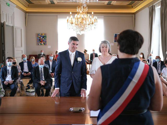 Le mariage de Rémy et Vinciane à Olivet, Loiret 14